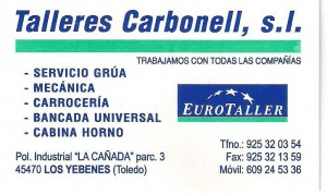 talleres carbonell